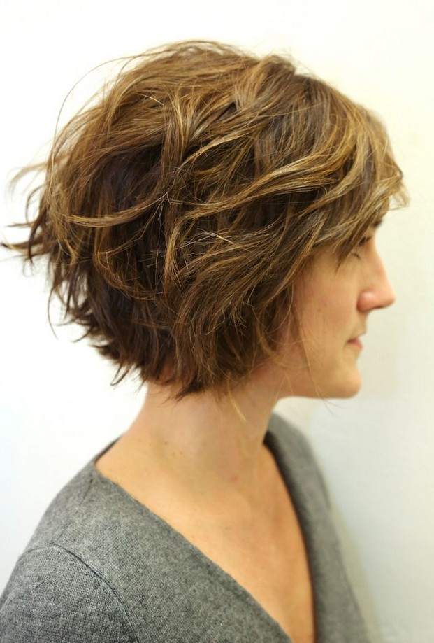 Best ideas about Bob Haircuts For Wavy Hair . Save or Pin 20 Delightful Wavy Curly Bob Hairstyles for 2016 Now.