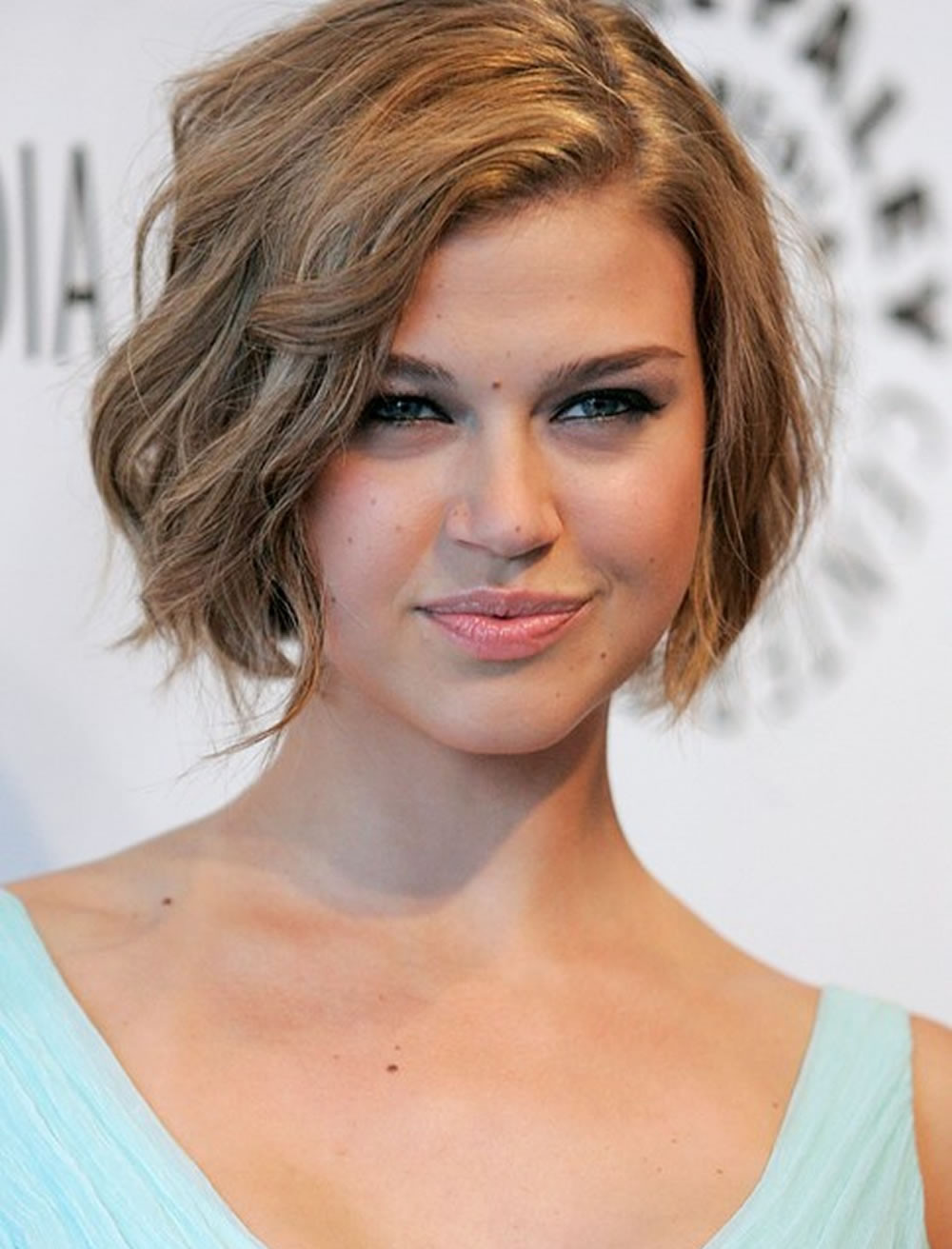 Best ideas about Bob Haircuts For Wavy Hair . Save or Pin The Best 30 Short Bob Haircuts – 2018 Short Hairstyles for Now.