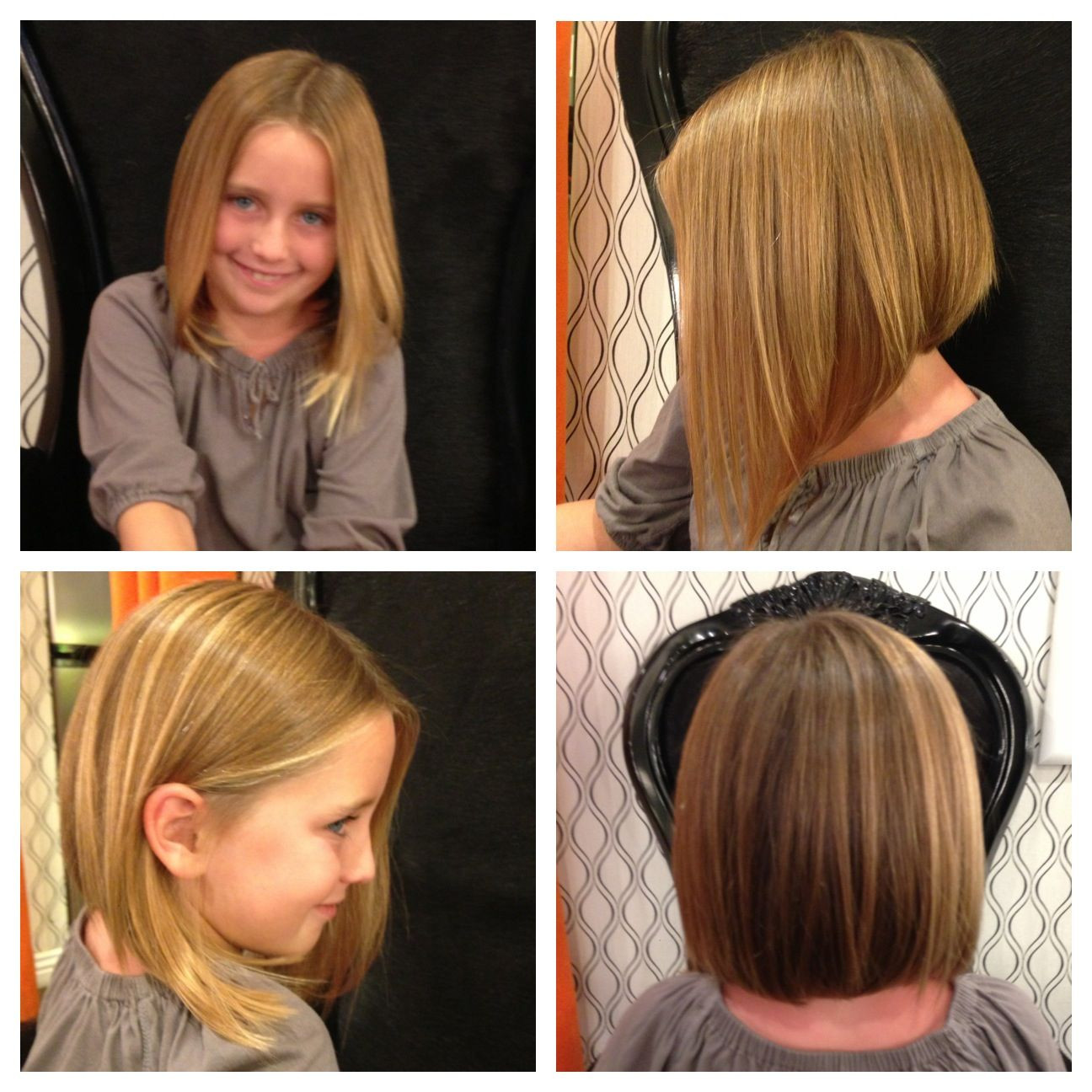 Best ideas about Bob Hairstyles For Kids . Save or Pin Kids haircut By Us Now.