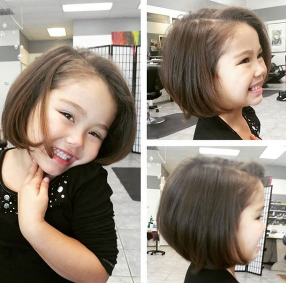 Best ideas about Bob Hairstyles For Kids . Save or Pin Best Little Girls Haircuts Ideas 2018 Now.