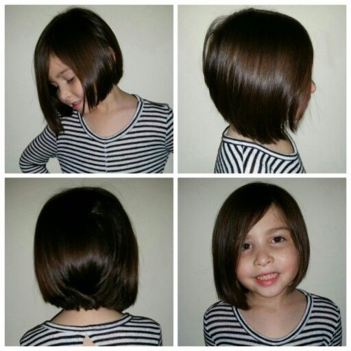 Best ideas about Bob Hairstyles For Kids . Save or Pin Best 25 Kids bob haircut ideas on Pinterest Now.