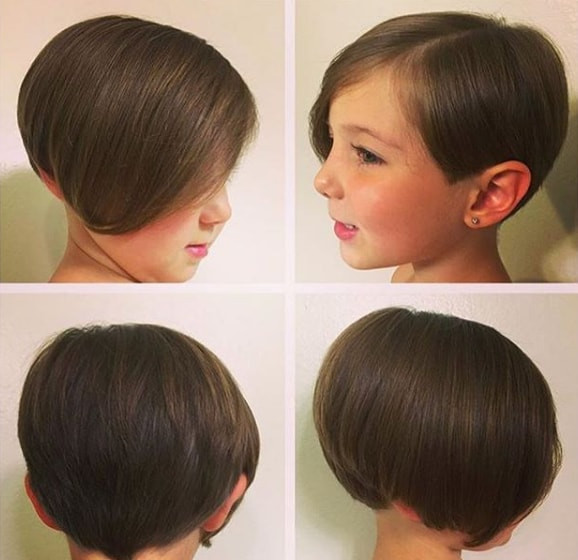 Best ideas about Bob Hairstyles For Kids . Save or Pin Girls Haircuts 80 Best Haircuts for Girls Mr Kids Haircuts Now.