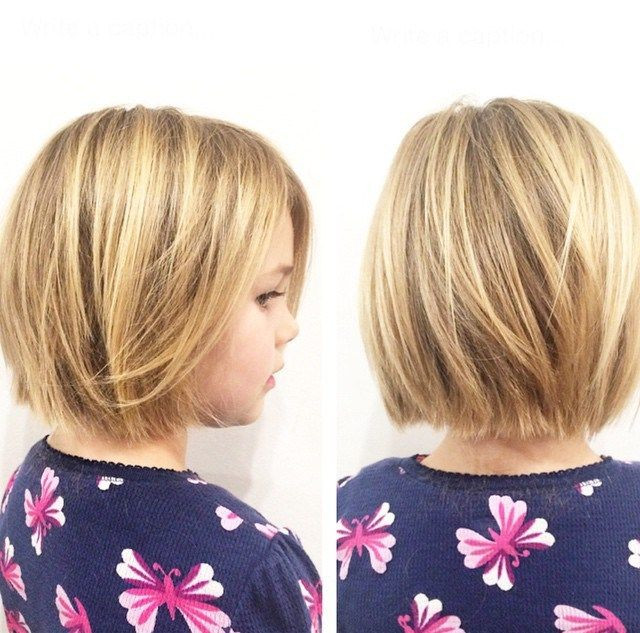 Best ideas about Bob Hairstyles For Kids . Save or Pin 50 Cute Haircuts for Girls to Put You on Center Stage Now.