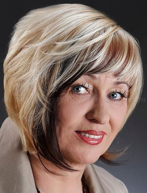 Best ideas about Bob Hairstyles For Over 60 . Save or Pin short hairstyles for women over 50 bob haircut for women Now.