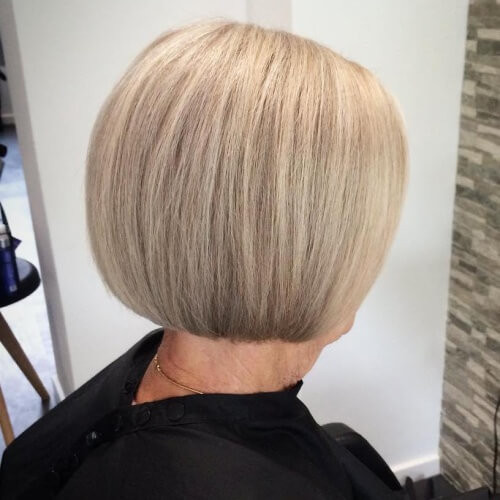 Best ideas about Bob Hairstyles For Over 60 . Save or Pin 50 Timeless Hairstyles for Women over 60 Now.