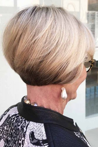 Best ideas about Bob Hairstyles For Over 60 . Save or Pin 50 Incredibly Beautiful Short Haircuts for Women Over 60 Now.