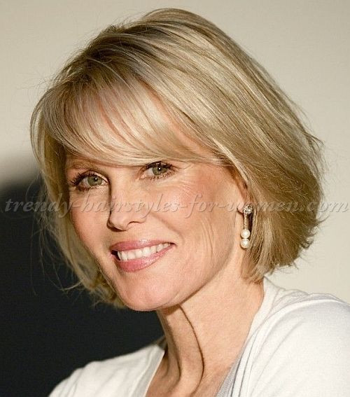 Best ideas about Bob Hairstyles For Over 60 . Save or Pin short hairstyles over 50 hairstyles over 60 bob haircut Now.