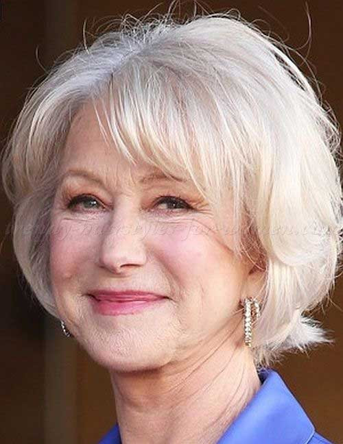 Best ideas about Bob Hairstyles For Over 60 . Save or Pin 10 Bob Hairstyles for Women Over 60 Now.