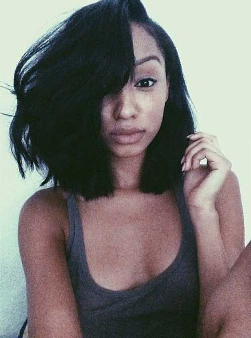Best ideas about Bob With Weave Hairstyles . Save or Pin 25 Best Ideas about Long Bob Weave on Pinterest Now.