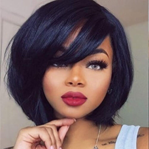 Best ideas about Bob With Weave Hairstyles . Save or Pin 50 Radiant Weave Hairstyles Anyone Can Try Now.