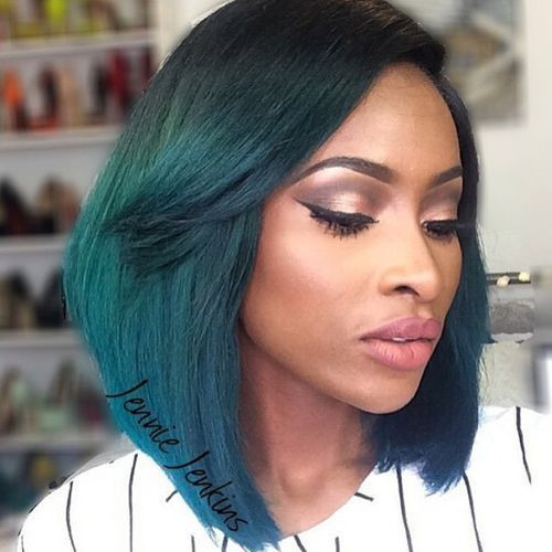 Best ideas about Bob With Weave Hairstyles . Save or Pin 60 Showiest Bob Haircuts for Black Women Now.