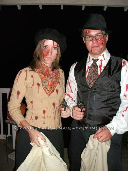 Best ideas about Bonnie And Clyde Costume DIY . Save or Pin 34 best Costumes images on Pinterest Now.