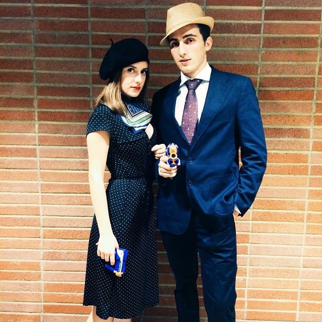 Best ideas about Bonnie And Clyde Costume DIY . Save or Pin Bonnie and Clyde Now.