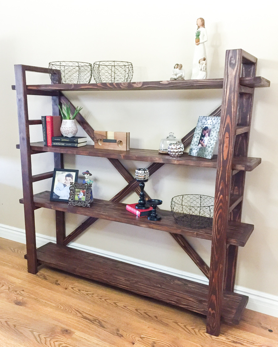 Best ideas about Bookshelves DIY Plans . Save or Pin DIY Bookshelf Now.
