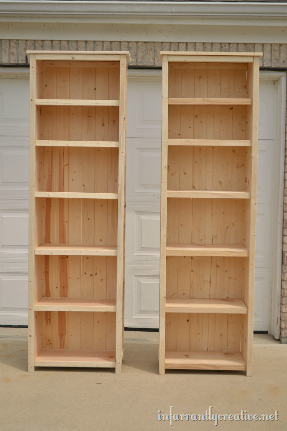Best ideas about Bookshelves DIY Plans . Save or Pin How to Make Bookshelves Now.
