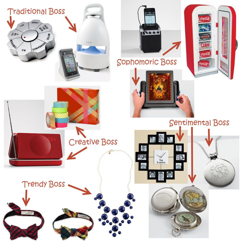 Best ideas about Boss Gift Ideas . Save or Pin 5 Kinds of Boss s Day Gifts Now.
