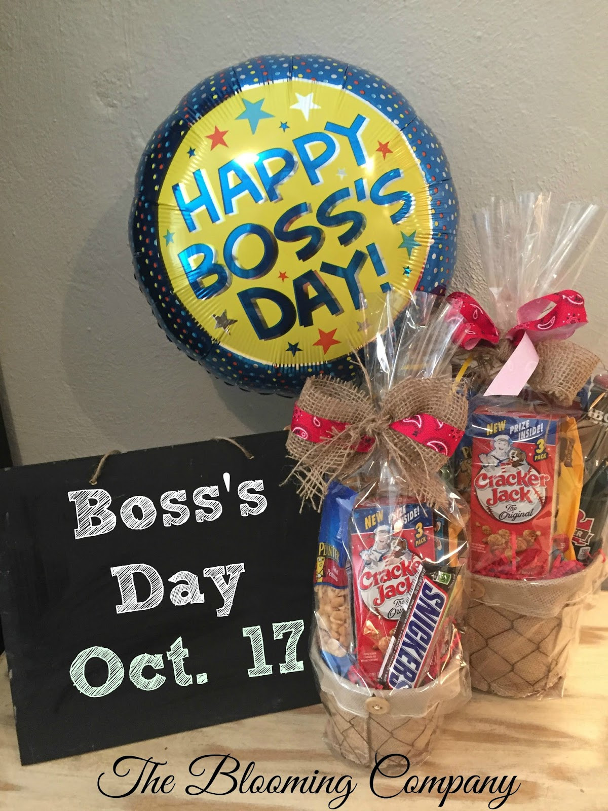 Best ideas about Bosses Day Gift Ideas For Her . Save or Pin The Blooming pany Boss s Day Now.