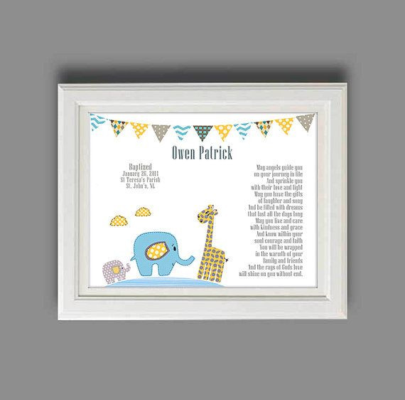 Best ideas about Boy Baptism Gift Ideas . Save or Pin 25 unique Boys christening ts ideas on Pinterest Now.
