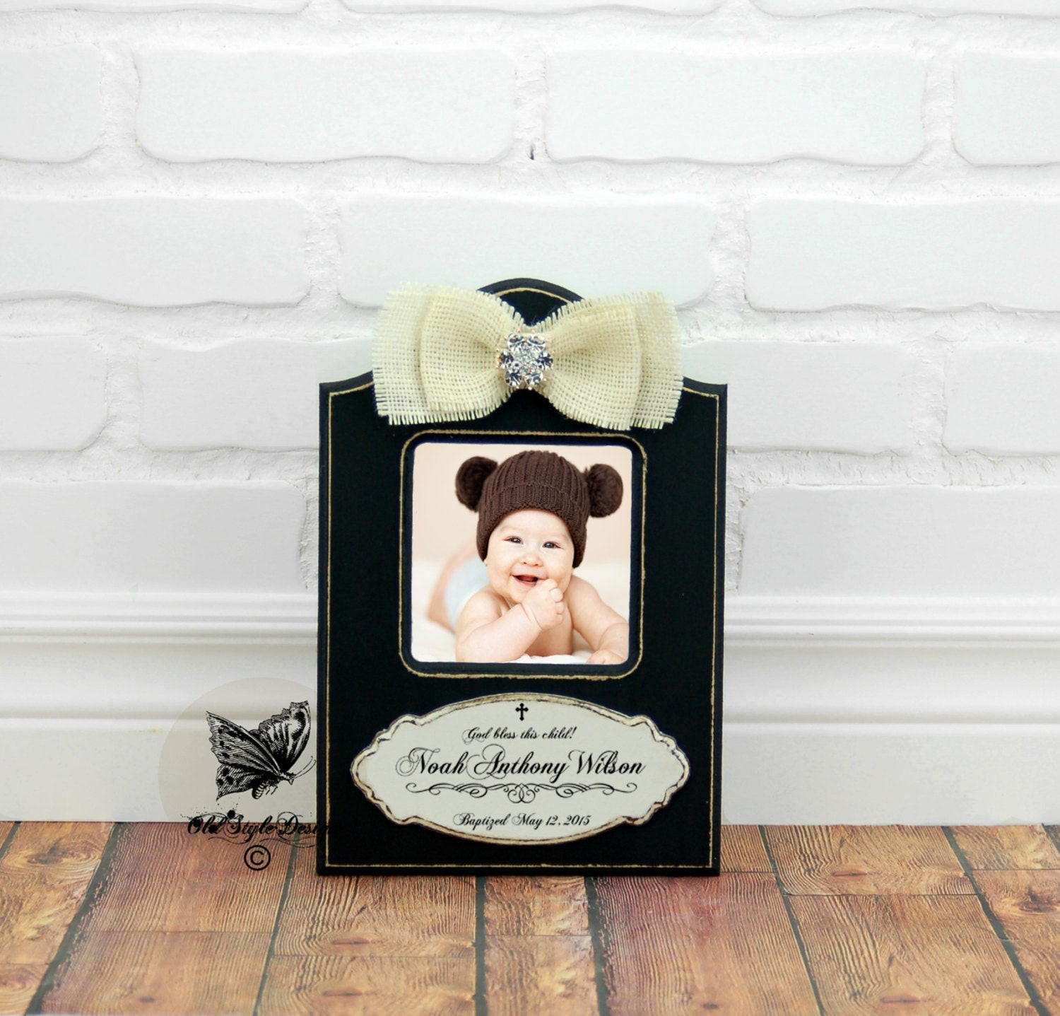 Best ideas about Boy Baptism Gift Ideas . Save or Pin Baptism Gift BOY Christening Gift Boy Personalized picture Now.