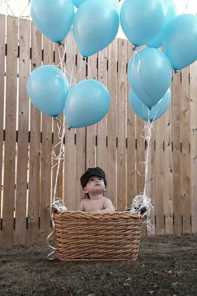 Best ideas about Boy First Birthday Decorations . Save or Pin 20 Cutest shoots For Your Baby Boy's First Birthday Now.