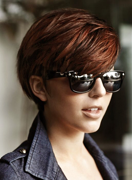 Best ideas about Boy Hairstyles For Girls . Save or Pin Boys Cut Hairstyle for Girls 2011 She Now.