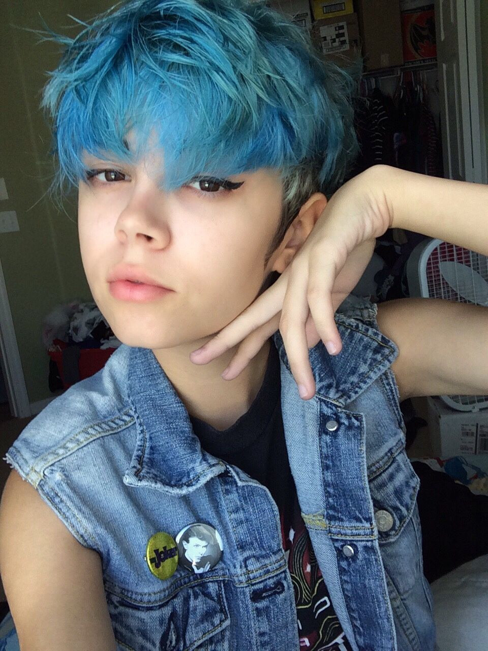 Best ideas about Boy Hairstyles For Girls . Save or Pin Valentina Romée Aesthetic Hair in 2019 Now.