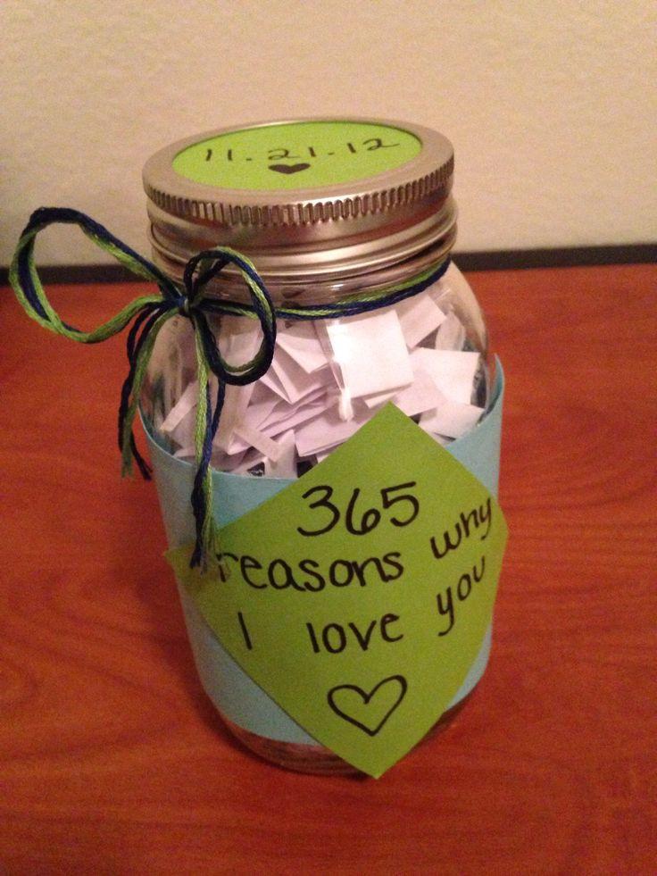 Best ideas about Boyfriend Anniversary Gift Ideas . Save or Pin Best 25 e year anniversary ts ideas on Pinterest Now.