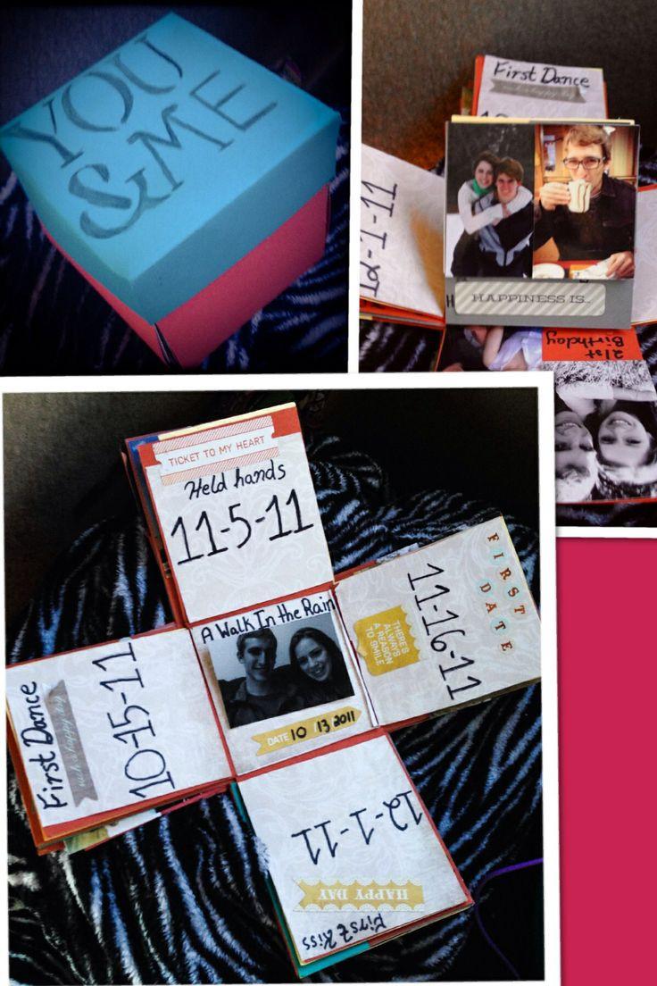 Best ideas about Boyfriend Anniversary Gift Ideas . Save or Pin 150 best DIY boyfriend images on Pinterest Now.