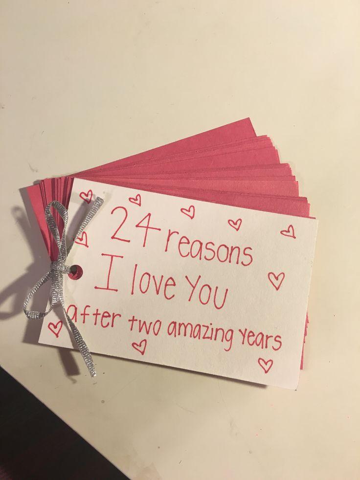 Best ideas about Boyfriend Anniversary Gift Ideas . Save or Pin Best 25 2 year anniversary ideas on Pinterest Now.