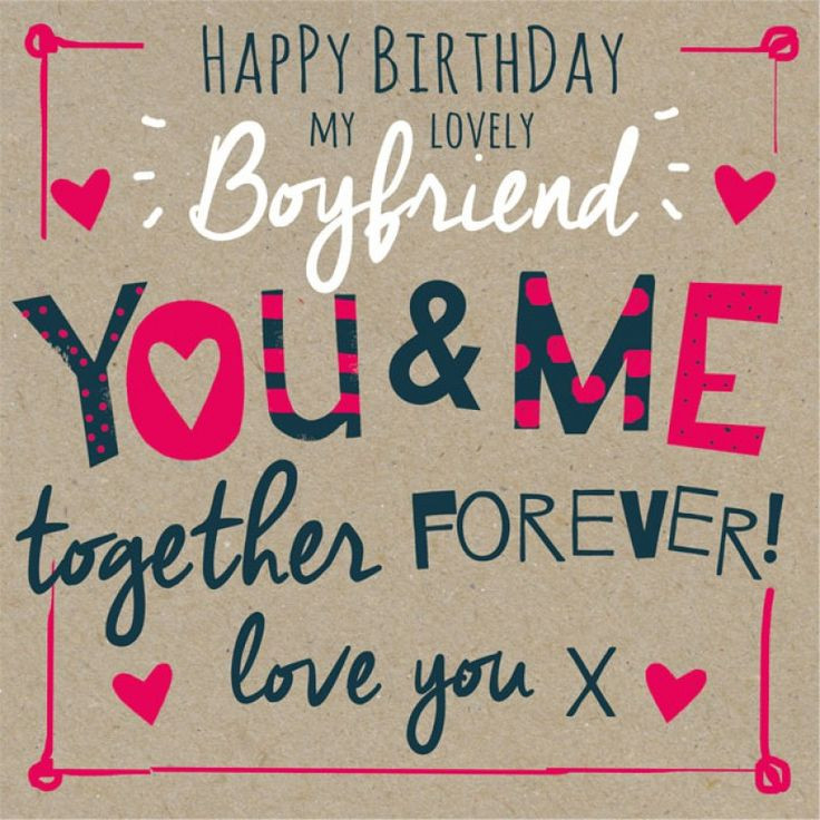 Best ideas about Boyfriend Birthday Quotes . Save or Pin Birthday Quotes The Collection of Romantic and Now.