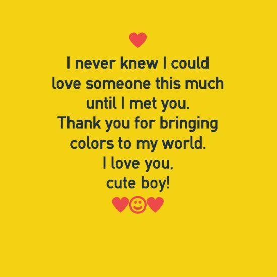 Best ideas about Boyfriend Birthday Quotes . Save or Pin Happy Birthday Quotes for Boyfriend Now.