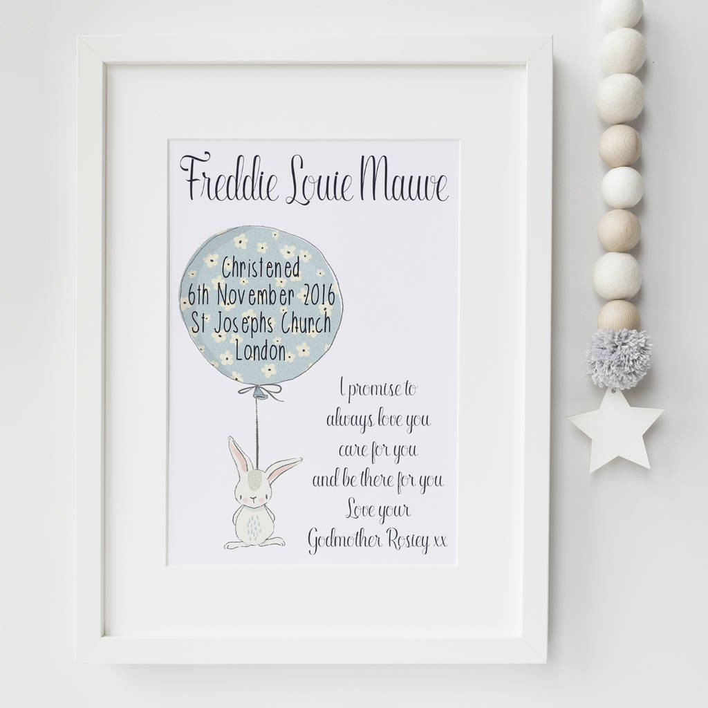Best ideas about Boys Christening Gift Ideas . Save or Pin christening ts girls boys print by christening ts Now.