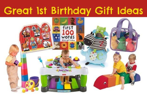 Best ideas about Boys First Birthday Gifts Ideas . Save or Pin 10 great 1st birthday ts for girls and boys Pin this Now.