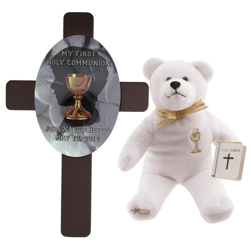 Best ideas about Boys First Communion Gift Ideas . Save or Pin Personalized First munion Gift Bag Now.