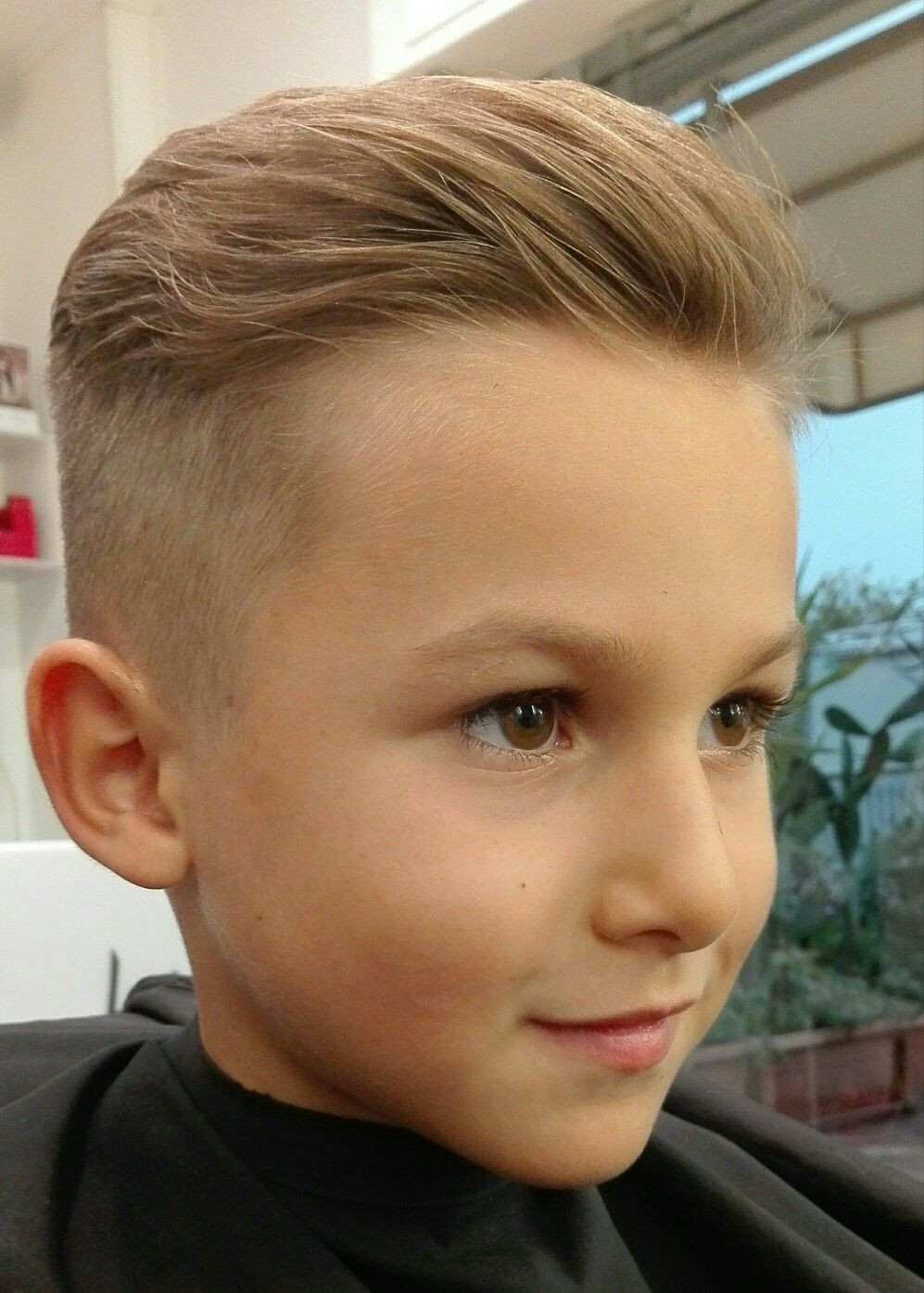 Best ideas about Boys Hairstyle 2019 . Save or Pin Pin by Trish Rogers on Hair in 2019 Now.
