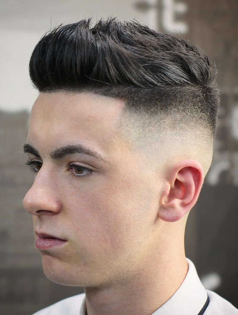 Best ideas about Boys Teen Haircuts . Save or Pin 50 Best Hairstyles for Teenage Boys The Ultimate Guide 2019 Now.
