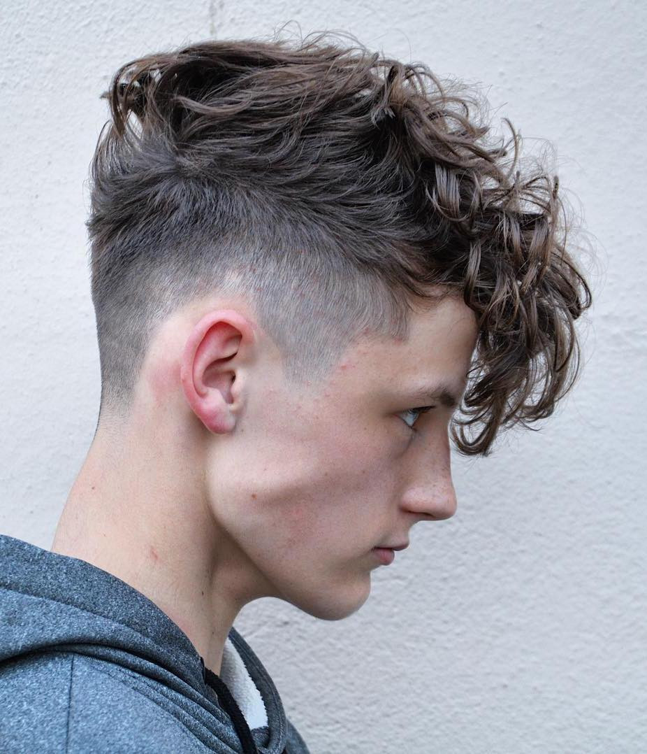 Best ideas about Boys Teenage Hairstyles . Save or Pin 50 Best Hairstyles for Teenage Boys The Ultimate Guide 2019 Now.