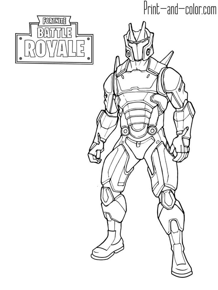 Best ideas about Boys Trace Printable Coloring Sheets . Save or Pin Fortnite coloring pages Print and Color Now.