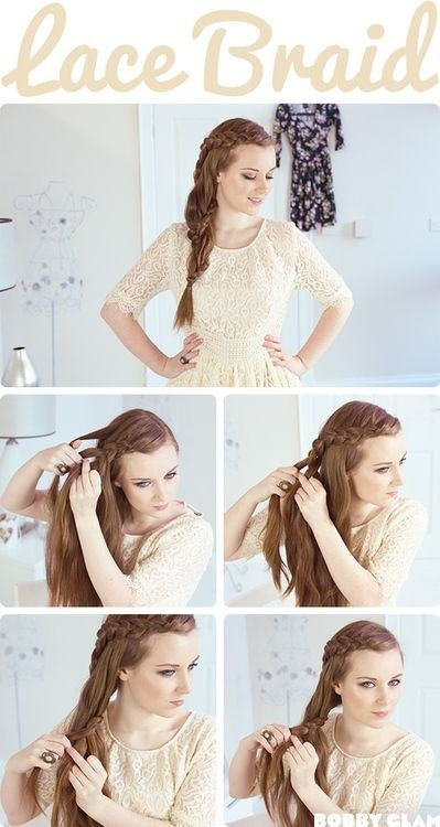 Best ideas about Braid Hairstyles For Long Hair Step By Step . Save or Pin 15 Cute Hairstyles with Braids PoPular Haircuts Now.