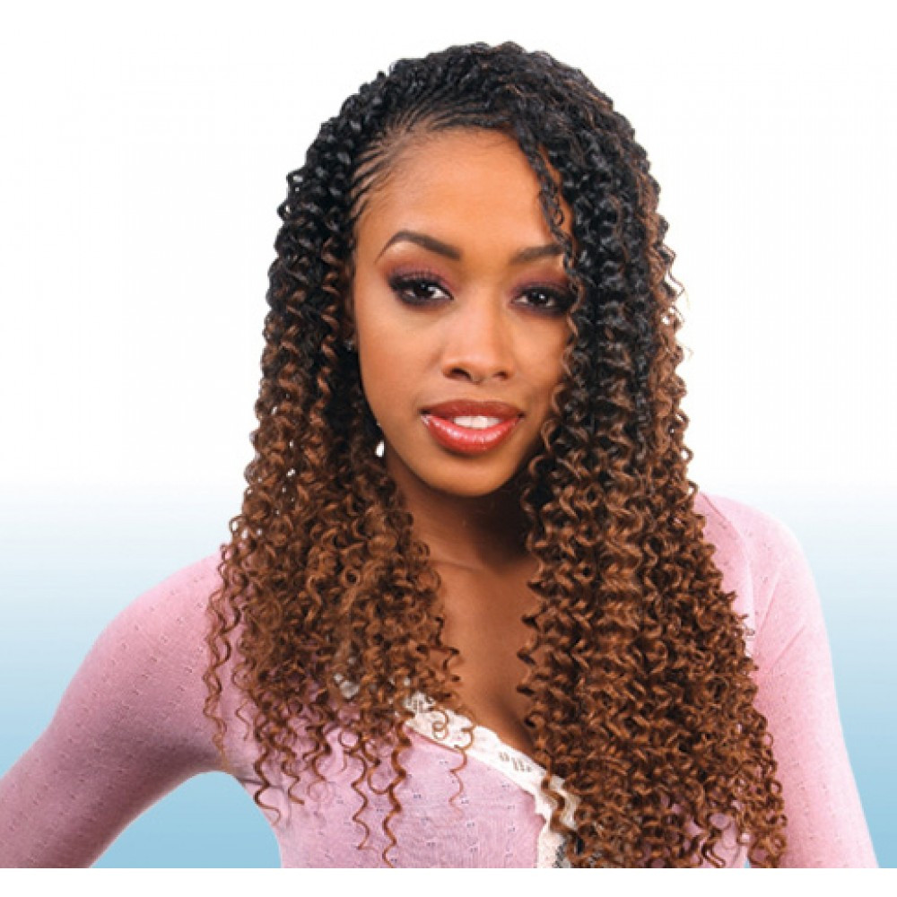 """Best ideas about Braid Weave Hairstyles . Save or Pin Freetress Braids – Water Wave 22"""" Now."""