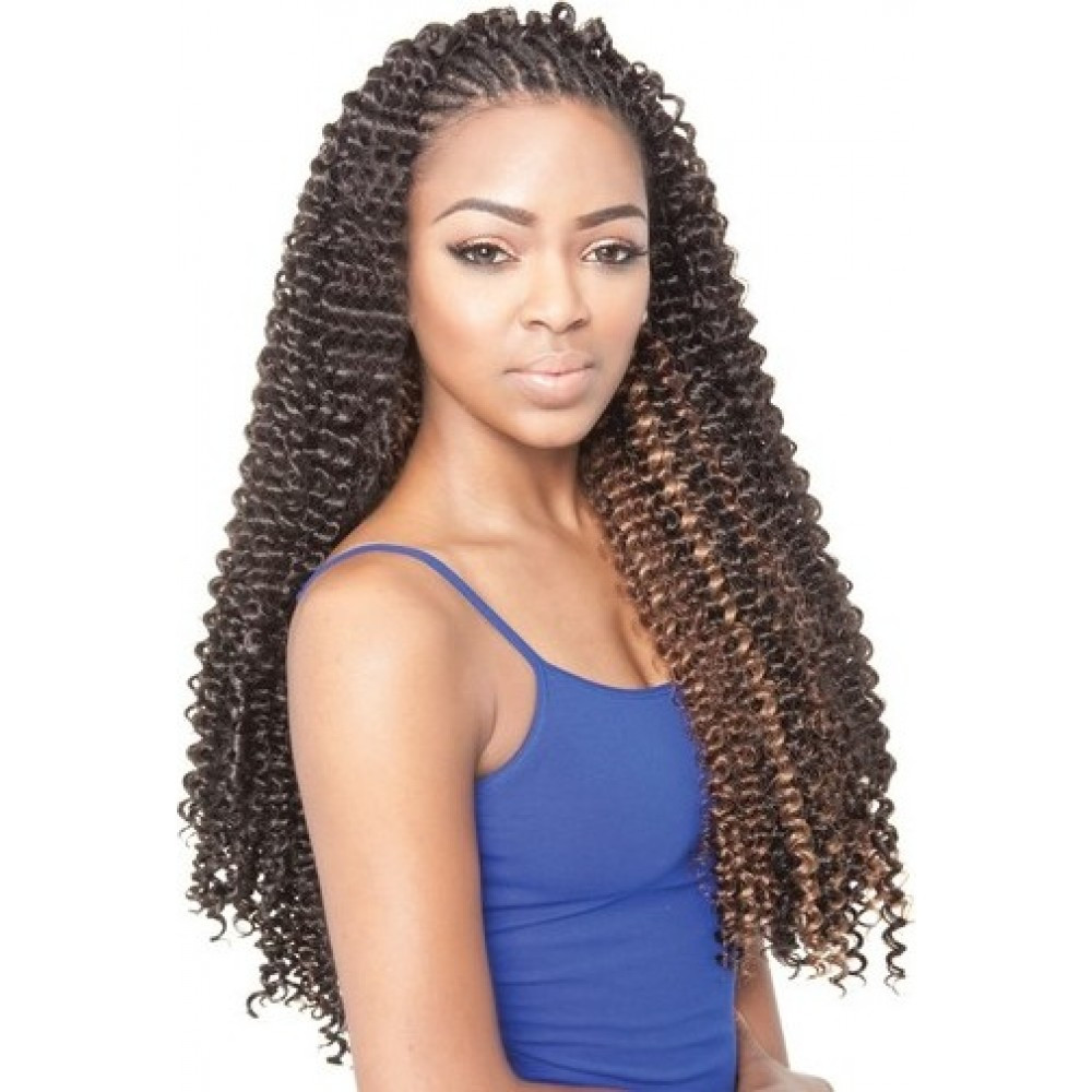 Best ideas about Braid Weave Hairstyles . Save or Pin Isis Collection Caribbean Bundle Braids – Water Wave Now.