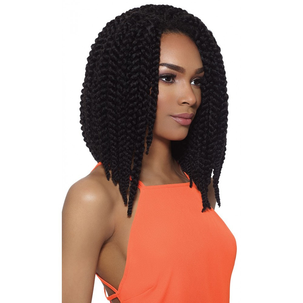 Best ideas about Braid Weave Hairstyles . Save or Pin Outre X Pression Synthetic Braid – 3D Braid Now.