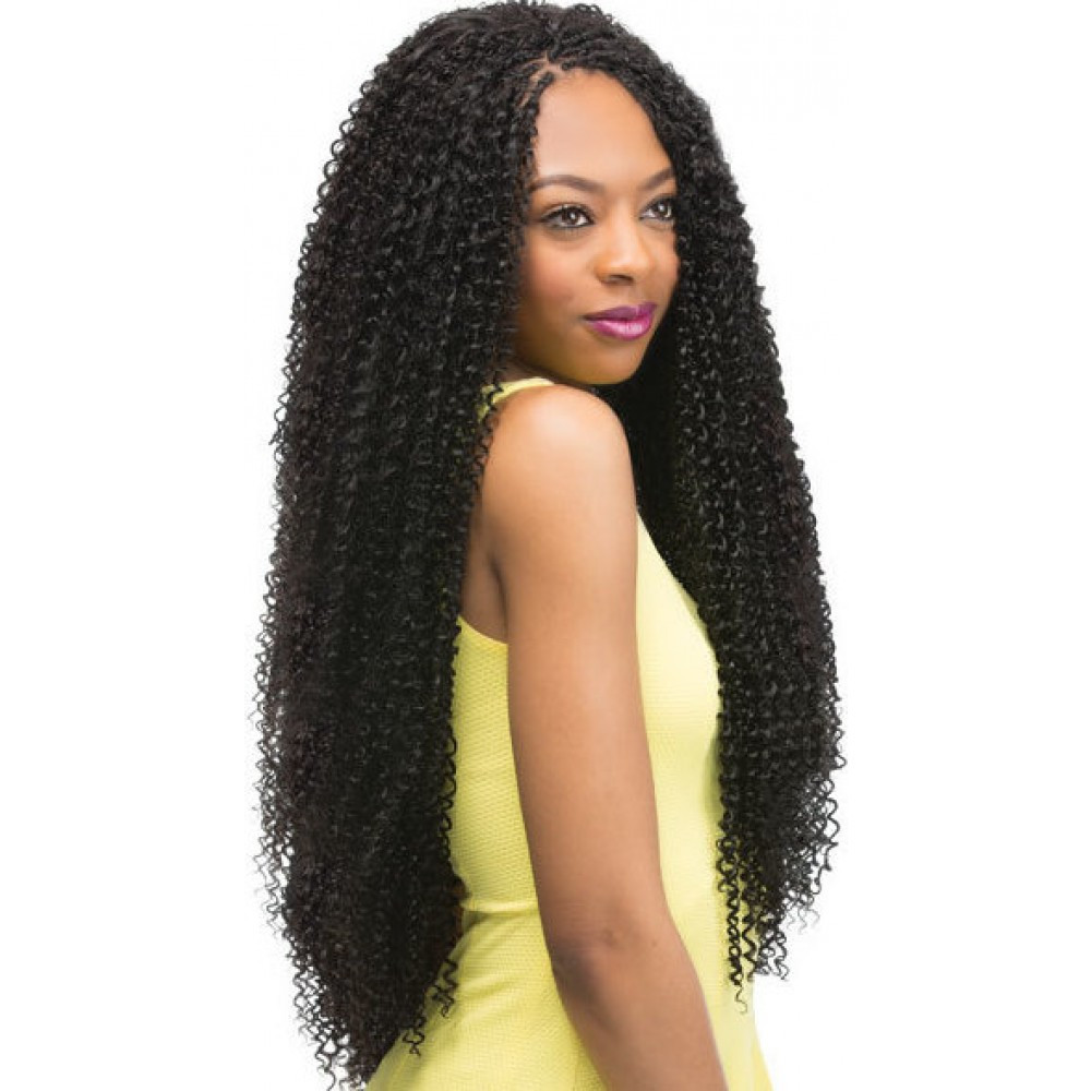 """Best ideas about Braid Weave Hairstyles . Save or Pin Outre X pression Braid – Jerry Curl 24"""" Now."""