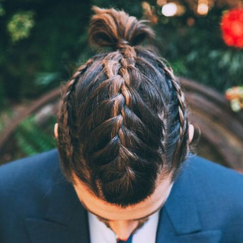 Best ideas about Braided Mens Hairstyles . Save or Pin Braids For Men The Man Braid 2019 Now.