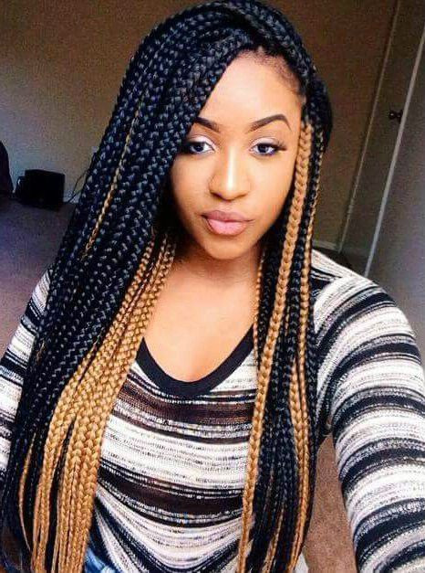 Best ideas about Braids Hairstyle For Black Ladies . Save or Pin 28 best Braided Wigs For Black Women images on Pinterest Now.