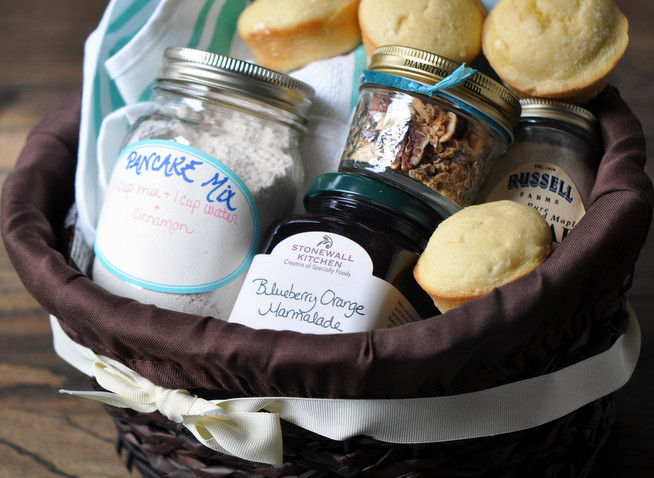 Best ideas about Breakfast Gift Basket Ideas . Save or Pin 42 Delicious Edible DIY Gift Ideas Now.