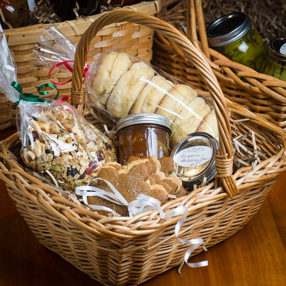 Best ideas about Breakfast Gift Basket Ideas . Save or Pin Prepare homemade breakfast basket muffins jams coffee Now.