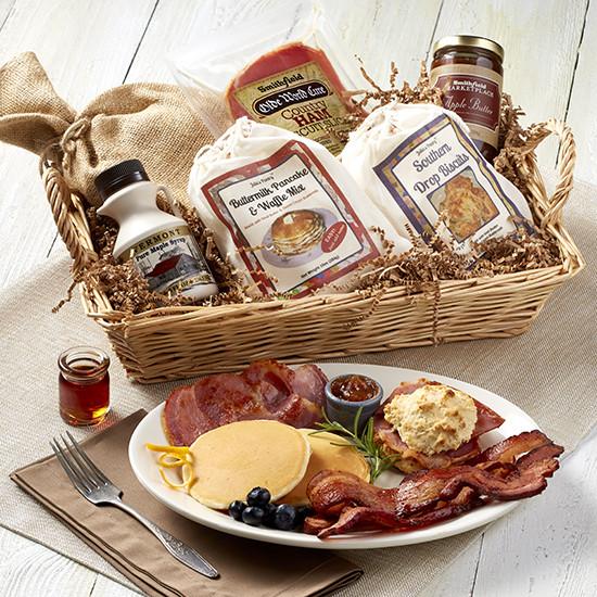 Best ideas about Breakfast Gift Basket Ideas . Save or Pin Virginia Country Breakfast Gift Basket Now.