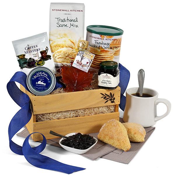 Best ideas about Breakfast Gift Basket Ideas . Save or Pin Breakfast Gift Basket for Christmas by GourmetGiftBaskets Now.