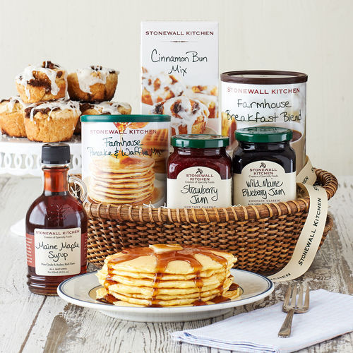 Best ideas about Breakfast Gift Basket Ideas . Save or Pin New England Breakfast Gifts Now.